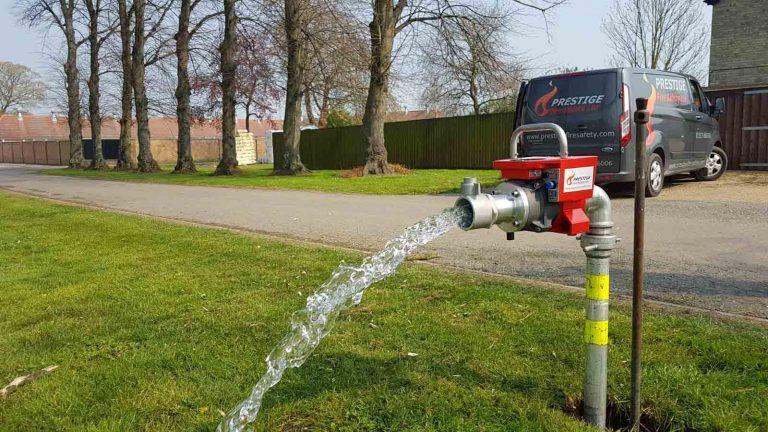 Fire Hydrant Testing cambridge