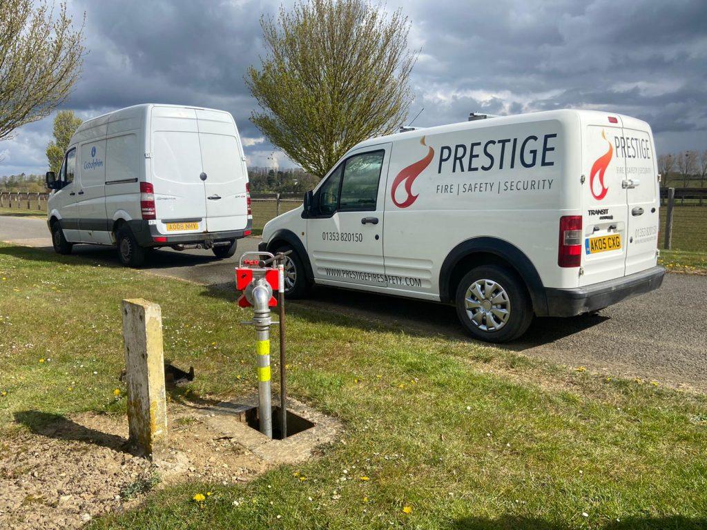 Fire Hydrant Testing