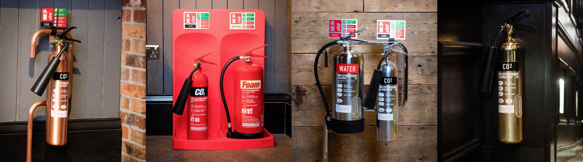 fire extinguishers cambridge