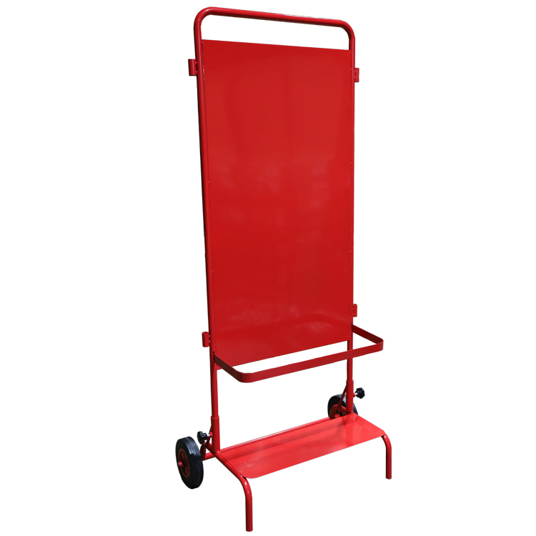 fire safety equipment trolley