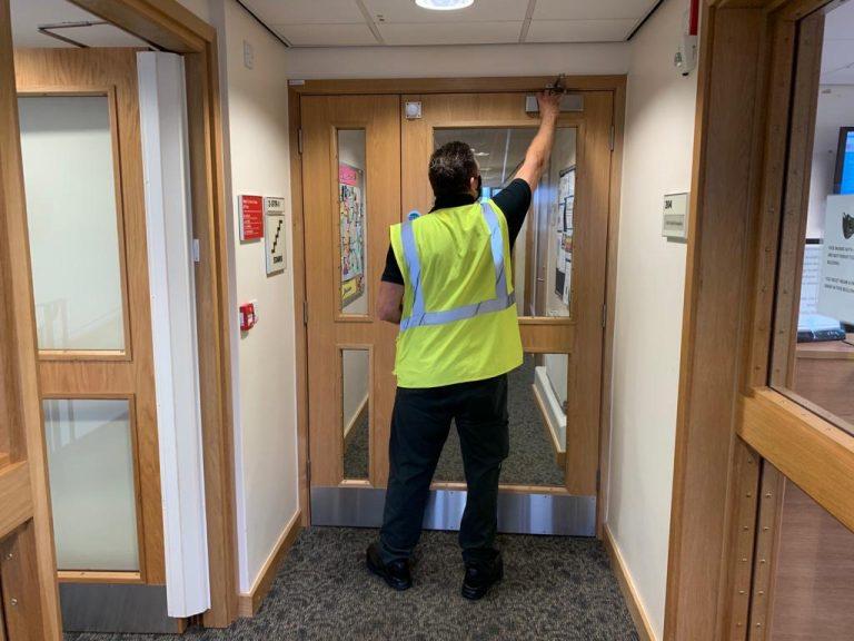 Fire Door Survey Cambridge