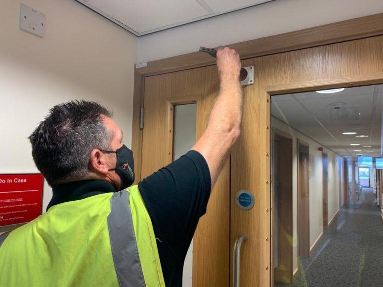 Fire Door Inspection Cambridge