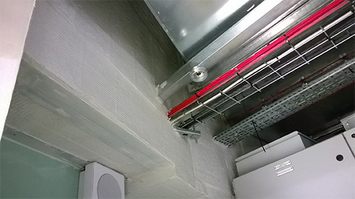 Passive fire protection cambridge
